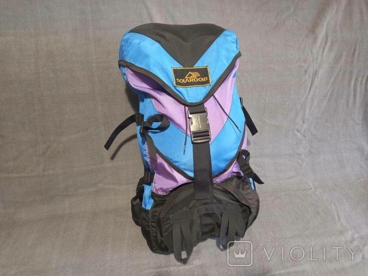 Рюкзак горный с рамой Solargold из Англии, фото №3