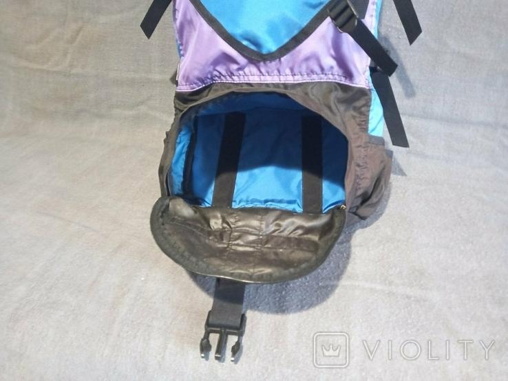 Рюкзак горный с рамой Solargold из Англии, фото №4