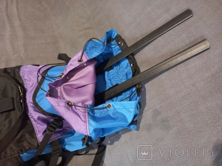 Рюкзак горный с рамой Solargold из Англии, фото №5