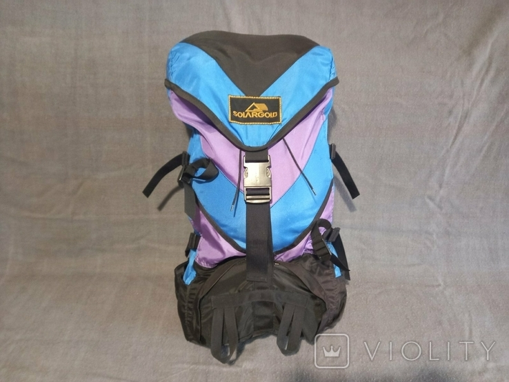 Рюкзак горный с рамой Solargold из Англии, фото №12