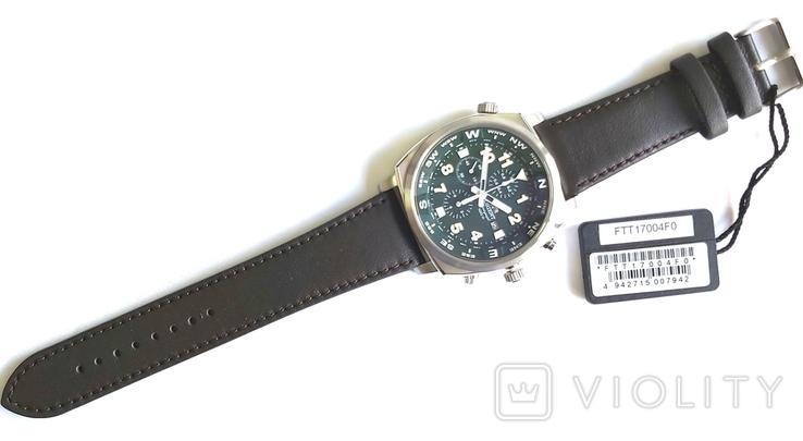 Orient FTT17004F0. Хронограф с компасом. Новые., фото №11