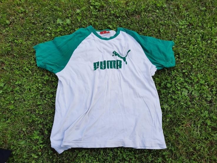 Оригінальна футболка Puma., фото №2