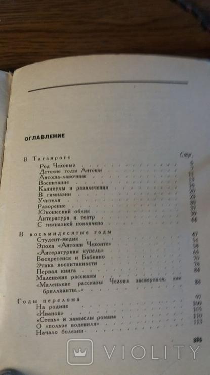 ЖЗЛ.Чехов.1934г., фото №4