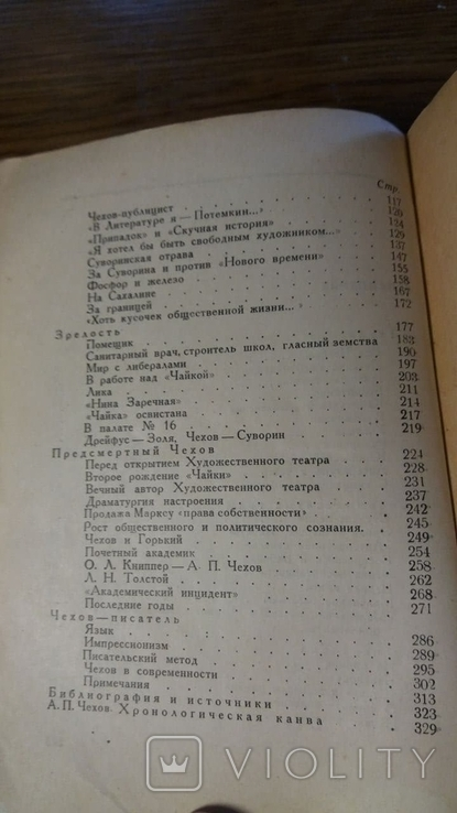 ЖЗЛ.Чехов.1934г., фото №5