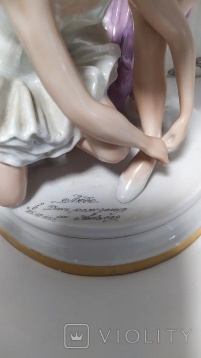 Балерины Киев. 28 см., фото №3