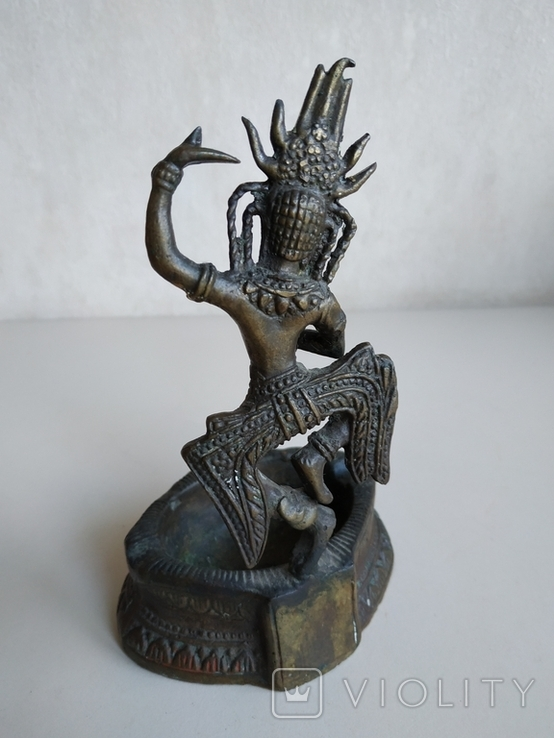 Пепельница Богиня Танца, фото №5