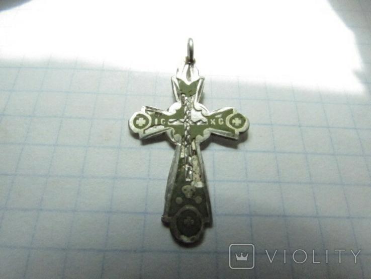 Крестик нательный, фото №2