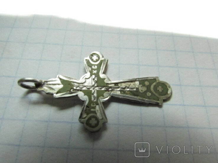 Крестик нательный, фото №4