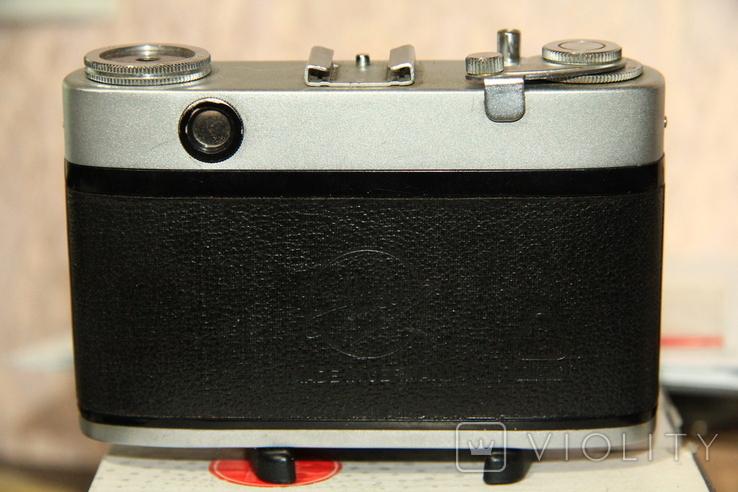 Фотокамера ALTIX N(Tessar 2.8/50), фото №5