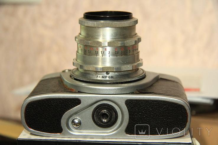 Фотокамера ALTIX N(Tessar 2.8/50), фото №8