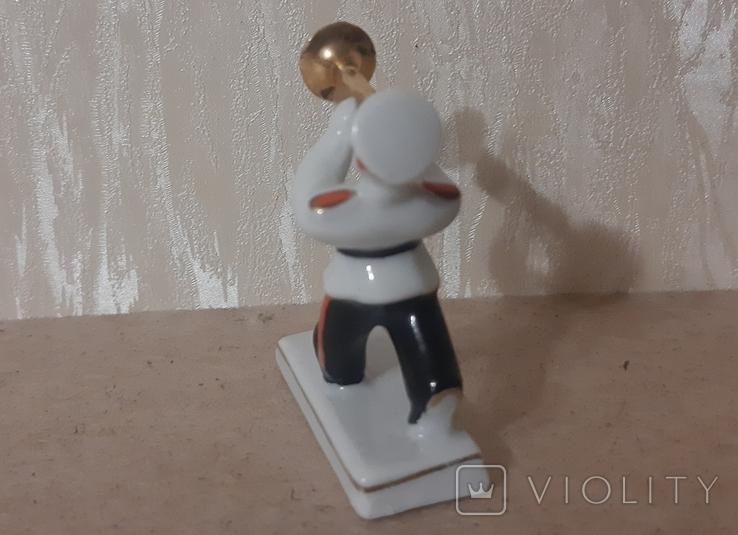 Суворовец с трубой, фото №6
