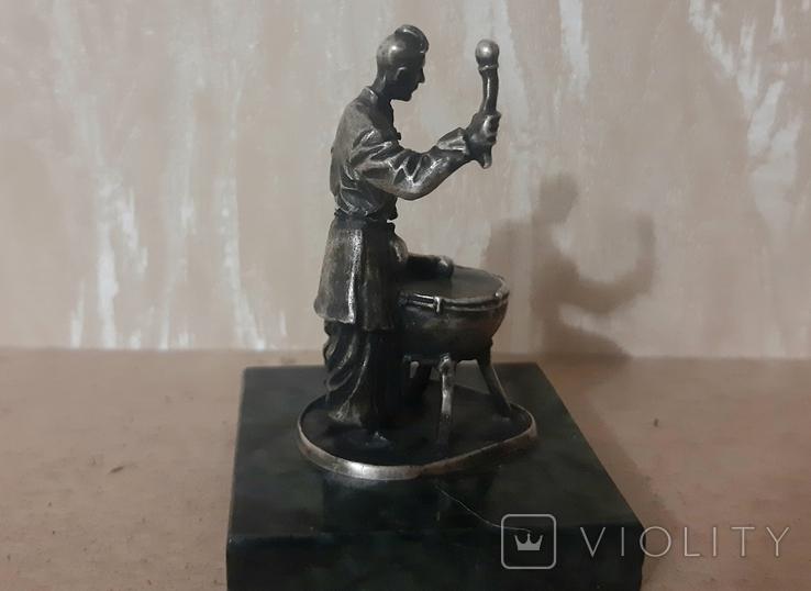 Казак с барабаном, фото №7