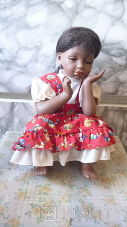 Кукла Artisan.Whitney. Высота 30см.бисквит, фото №2