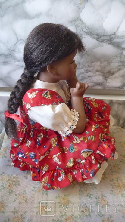 Кукла Artisan.Whitney. Высота 30см.бисквит, фото №6
