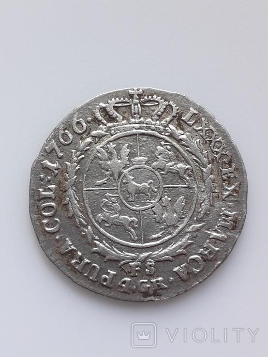 4 гроша.Станислав Август Понятовський 1766., фото №6