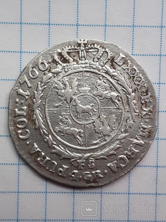 4 гроша.Станислав Август Понятовський 1766., фото №7