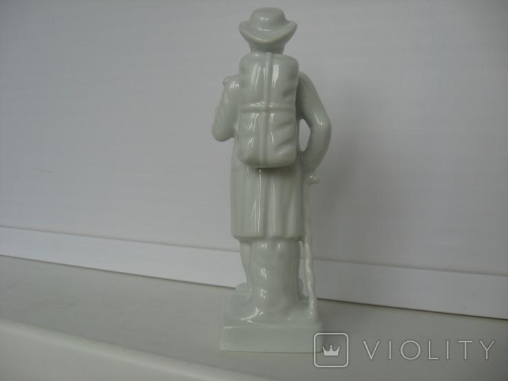 "Статуэтка Wallendorf ""Путешественник"", фото №4"