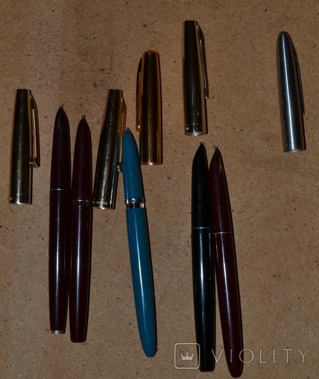 Ручки перьевые - Китай(Hero, Heero, Youth) ,5шт.., фото №4