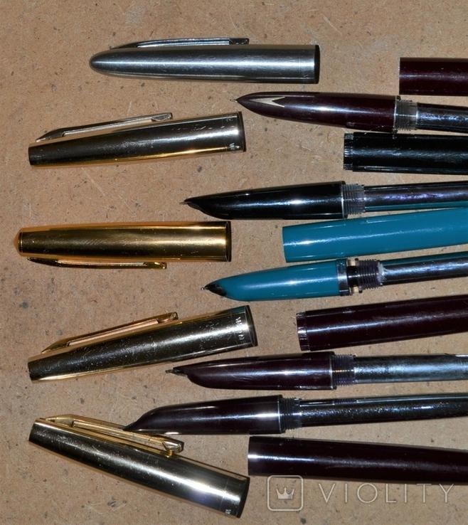 Ручки перьевые - Китай(Hero, Heero, Youth) ,5шт.., фото №6
