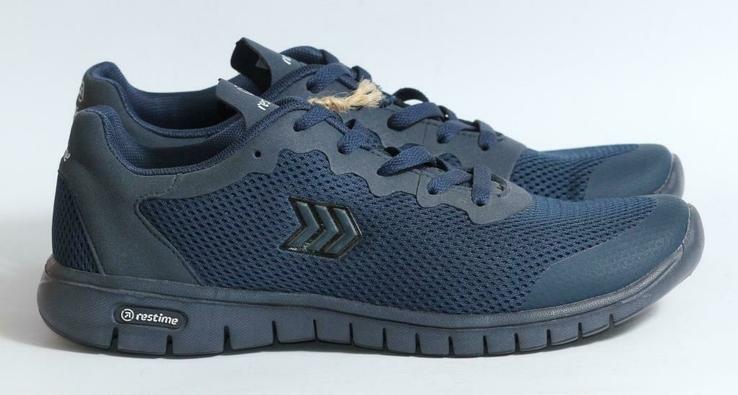 Летние кроссовки Restime - синие, фото №5