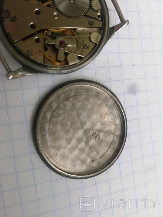 Военные WW2 Glycine наручные часы немецкая армия, фото №8