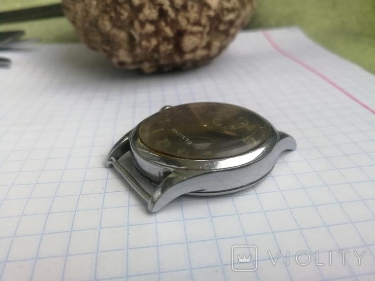 Военные WW2 Glycine наручные часы немецкая армия, фото №10