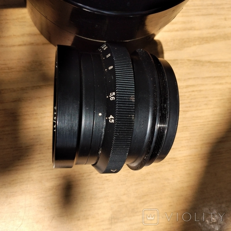 Об'єктив И-51 без передньої лінзи, фото №5