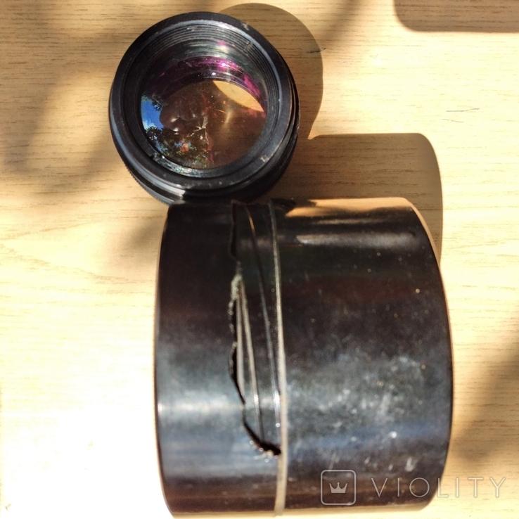 Об'єктив И-51 без передньої лінзи, фото №7