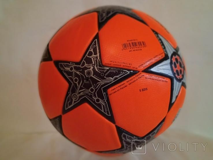 Футбольный мяч Лиги чемпионов УЕФА сезона 12/13 Adidas Finale 12, фото №12