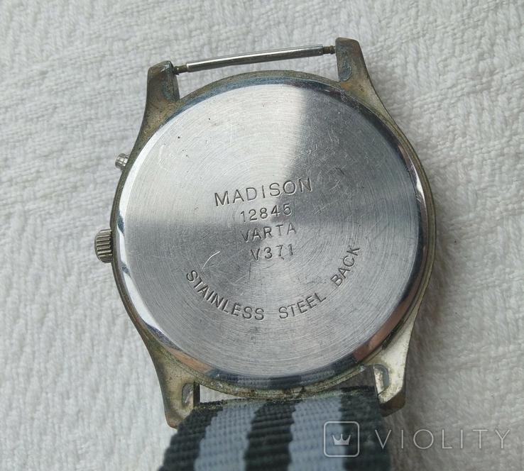 Часы Madison quartz, фото №5