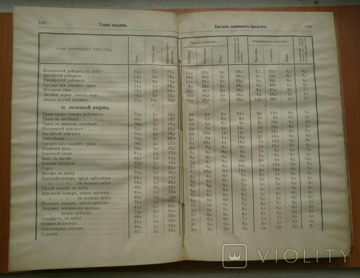 Книга Краткое руководство к сельскому хозяйству 1880, фото №10