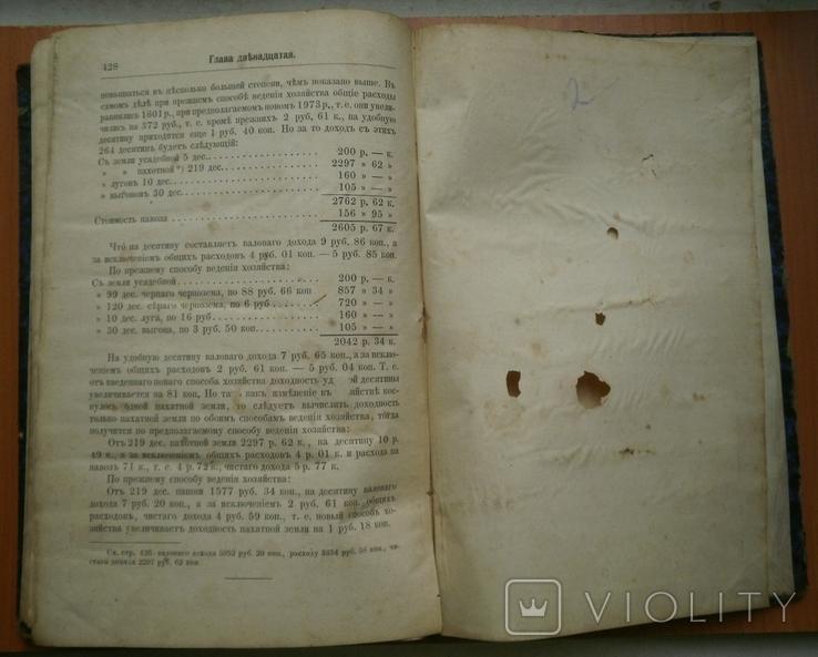 Книга Краткое руководство к сельскому хозяйству 1880, фото №12