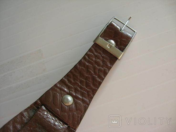 Ремешок к мужским часам СССР, фото №9