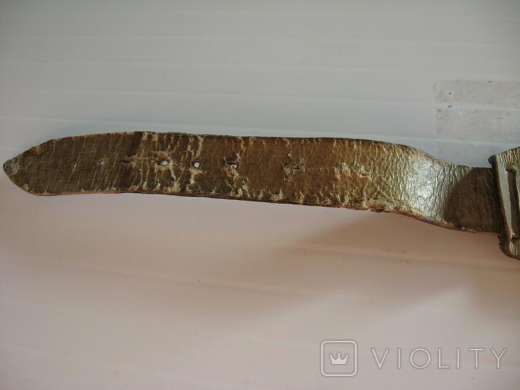 Ремешок к мужским часам СССР, фото №12