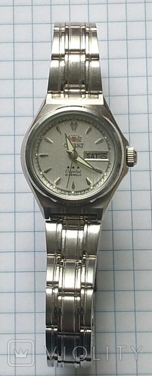 Часы Ориент, 21 камень, в родной упаковке., фото №6