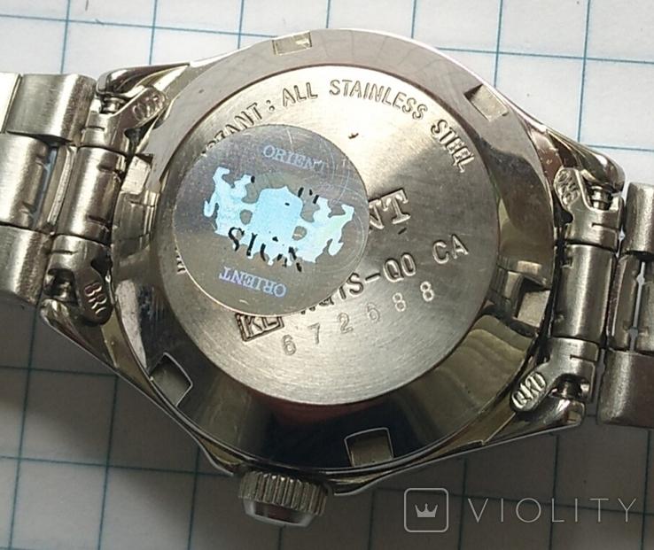 Часы Ориент, 21 камень, в родной упаковке., фото №8