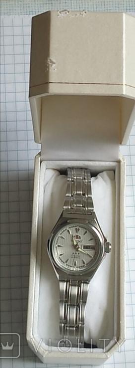 Часы Ориент, 21 камень, в родной упаковке., фото №10