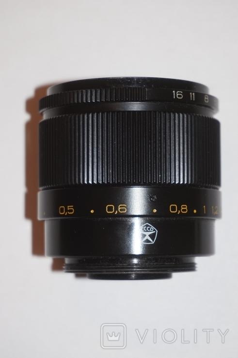 Индустар-61 Л/З, МС, M42., фото №3