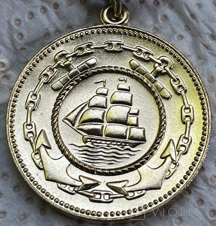 Медаль Нахимова, фото №3