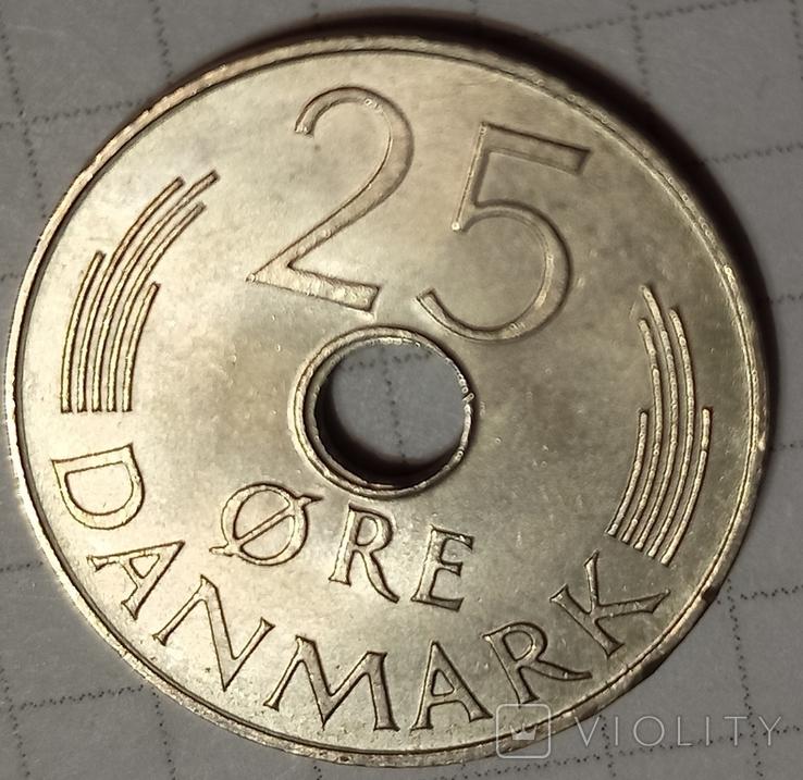 Дания 25 оре 1975, фото №2