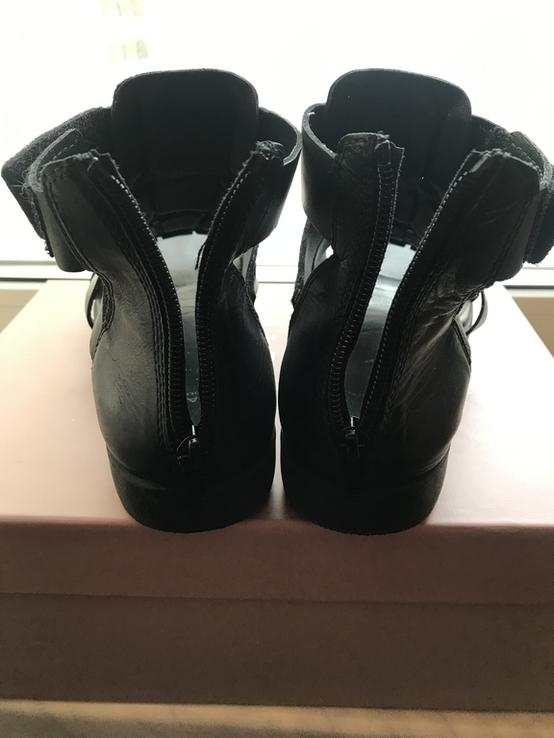 Босоножки кожаные Vagabond, фото №3