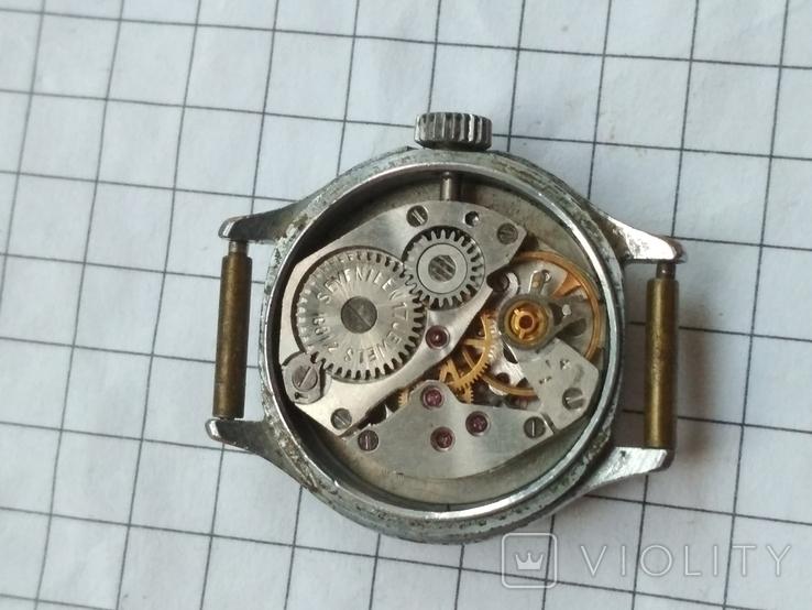 Часы Заря школьные нерабочие 17 камней, фото №5