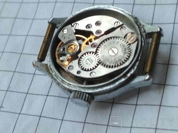 Часы Заря школьные нерабочие 17 камней, фото №6