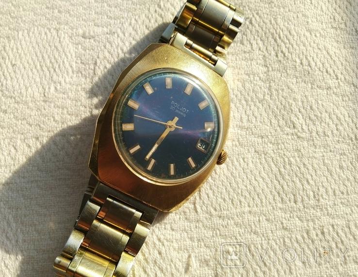 Часы Poljot Полет 2616.1Н СССР, фото №5