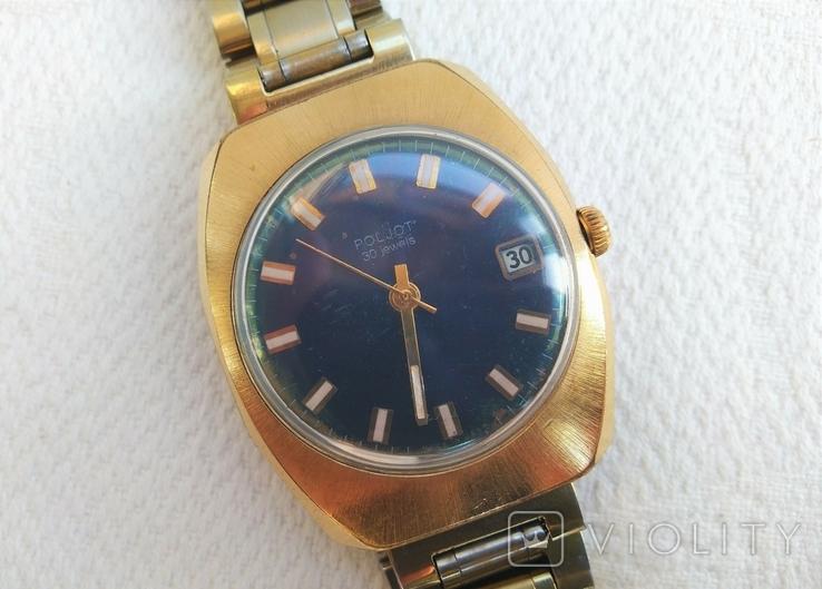 Часы Poljot Полет 2616.1Н СССР, фото №6