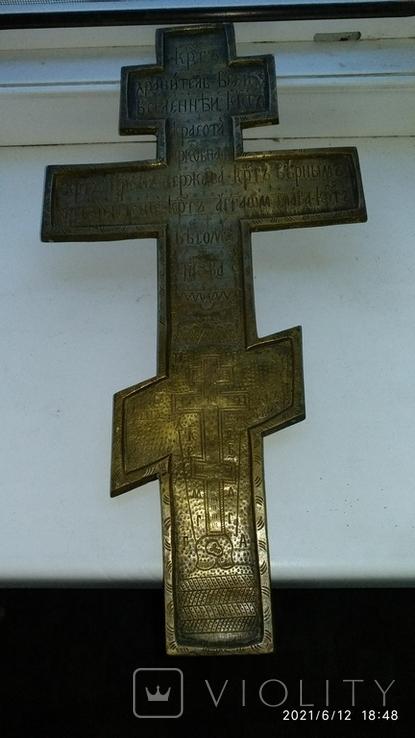 Крест 36см, фото №3