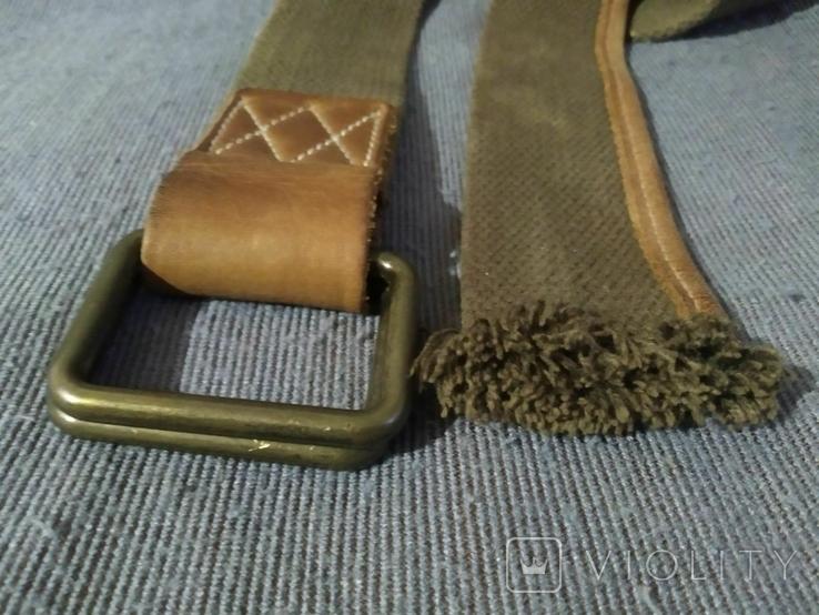 Ремень милитари из Англии, фото №4