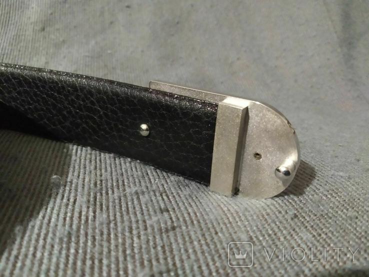 Пояс Ласточка в гнезде из Англии Позолота Серебрение, фото №4