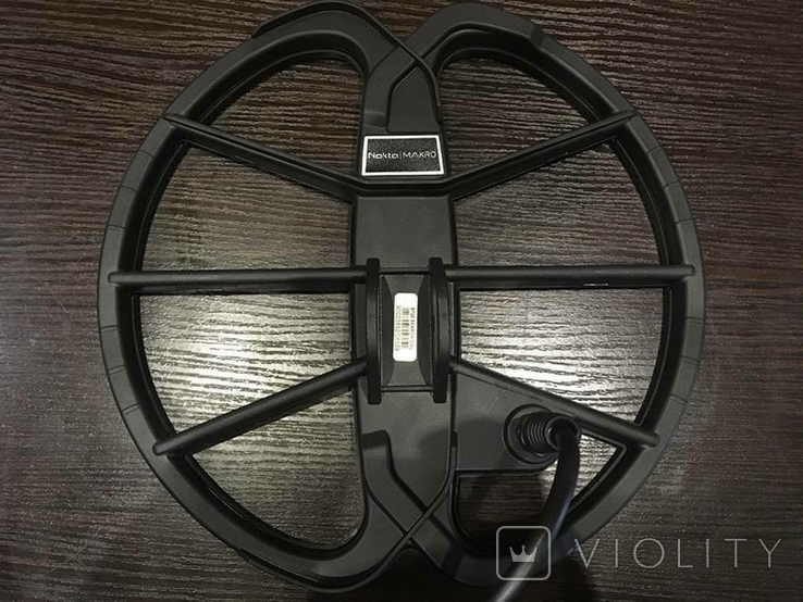 Металлоискатель Nokta Simplex+ WHP + рюкзак Нокта/Макро, фото №6