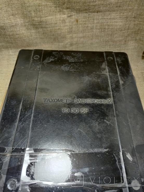 Тахометр електронный ссср, фото №5
